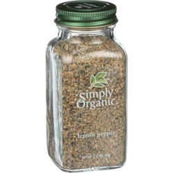 Simply OrganicLemon Pepper