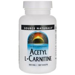 Source NaturalsAcetyl L-Carnitine