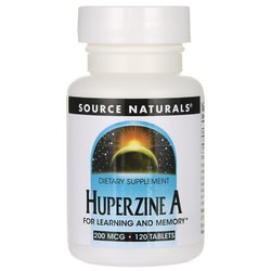 Source NaturalsHuperzine A