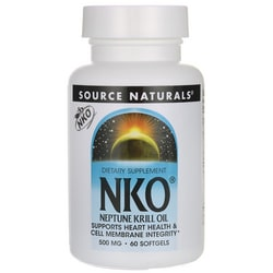 Source Naturals NKO - Neptune Krill Oil