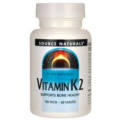 Source NaturalsVitamin K2