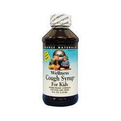 Source NaturalsWellness Cough Syrup For Kids