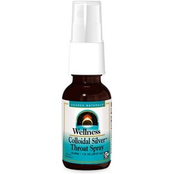 Source Naturals Colloidal Silver Throat Spray
