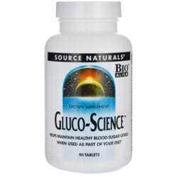 Source NaturalsGluco-Science