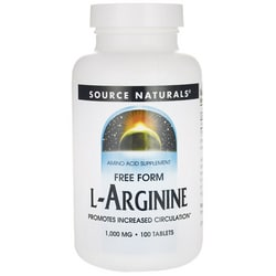 Source NaturalsL-Arginine Free Form