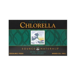 Source NaturalsYaeyama Chlorella