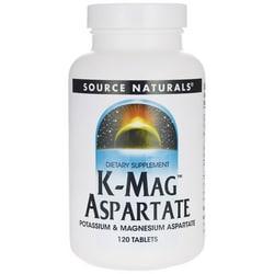 Source Naturals K-Mag Aspartate