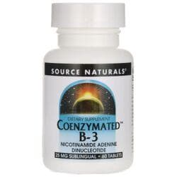 Source NaturalsCoenzymated B-3