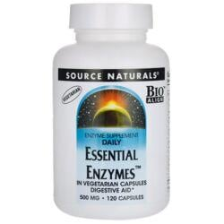 Source NaturalsDaily Essential Enzymes