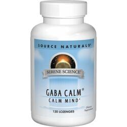 Source NaturalsSerene Science GABA Calm Peppermint Flavor