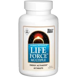 Source NaturalsLife Force Multiple No Iron