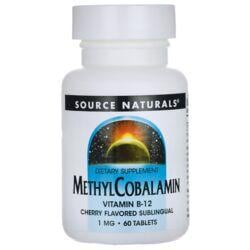 Source NaturalsMethylCobalamin Cherry