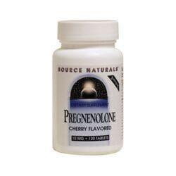 Source NaturalsPregnenolone Cherry Flavored