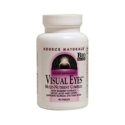 Source Naturals Visual Eyes
