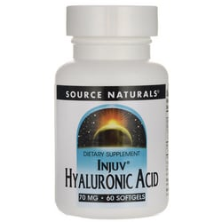 Source NaturalsInjuv Hyaluronic Acid