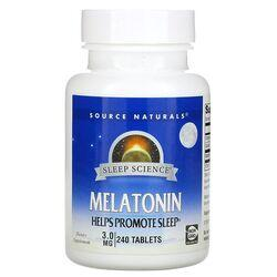 Source NaturalsMelatonin