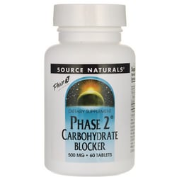 Source Naturals Phase 2 Carbohydrate Blocker