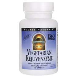 Source NaturalsVegetarian Rejuvenzyme