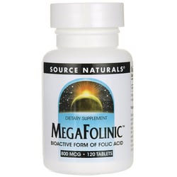 Source NaturalsMegaFolinic