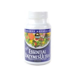 Source NaturalsEssential EnzymesUltra