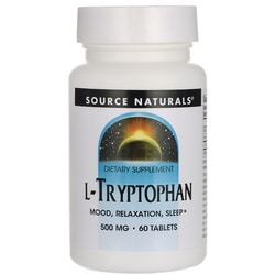 Source NaturalsL-Tryptophan