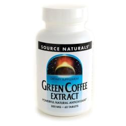 Source NaturalsGreen Coffee Extract