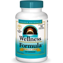 Source Naturals Wellness Formula Herbal Defense Complex