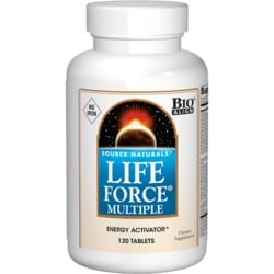 Source Naturals Life Force Multiple No Iron