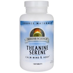 Source Naturals Serene Science Theanine Serene