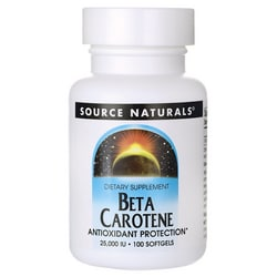 Source Naturals Beta Carotene