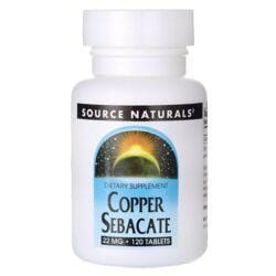 Source NaturalsCopper Sebacate