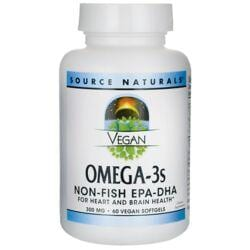 Source NaturalsVegan Omega-3s Non-Fish EPA-DHA