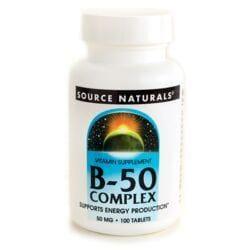 Source NaturalsB-50 Complex