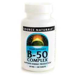 Source NaturalsB-50 Complex