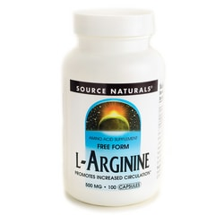 Source NaturalsL-Arginine