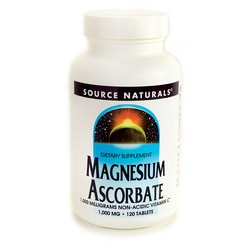 Source NaturalsMagnesium Ascorbate