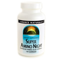 Source NaturalsSuper Amino Night