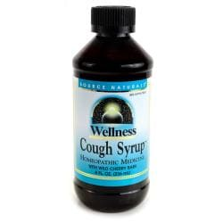 Source NaturalsWellness Cough Syrup