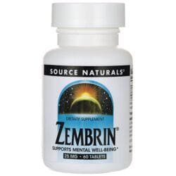 Source NaturalsZembrin