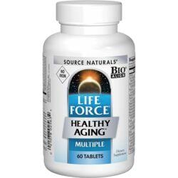 Source NaturalsLife Force Healthy Aging Multiple