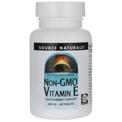 Source NaturalsNon-GMO Vitamin E