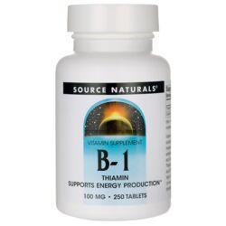 Source NaturalsB-1 Thiamin