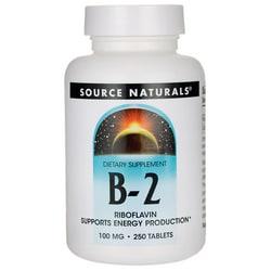 Source NaturalsB-2 Riboflavin