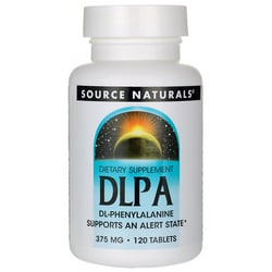 Source NaturalsDLPA DL-Phenylalanine