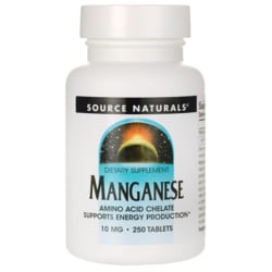 Source NaturalsManganese