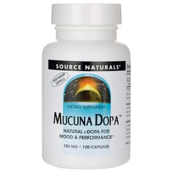 Source NaturalsMucuna Dopa