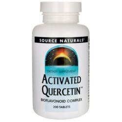 Source NaturalsActivated Quercetin Bioflavonoid Complex