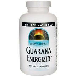 Source NaturalsGuarana Energizer