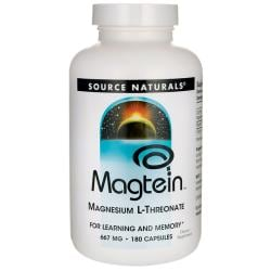 Source NaturalsMagtein Magnesium L-Threonate