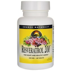 Source NaturalsResveratrol 200